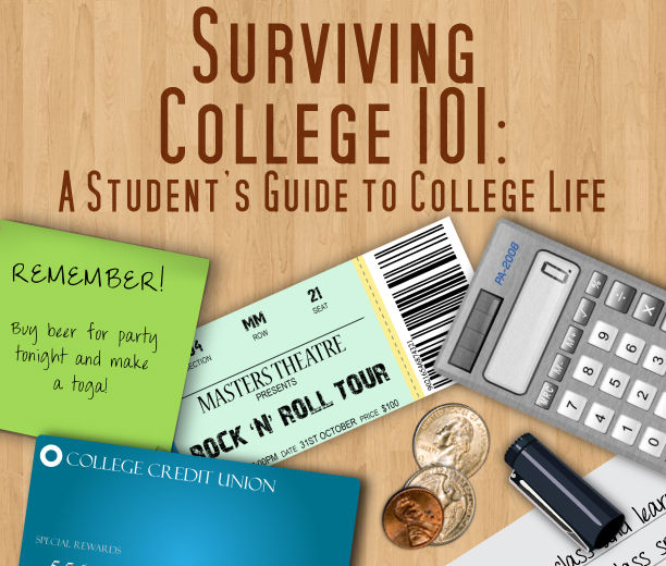 Surviving College 101: A Student's Guide to College Life